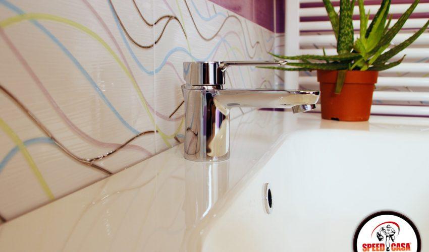 sostituzione guarnizione rubinetto