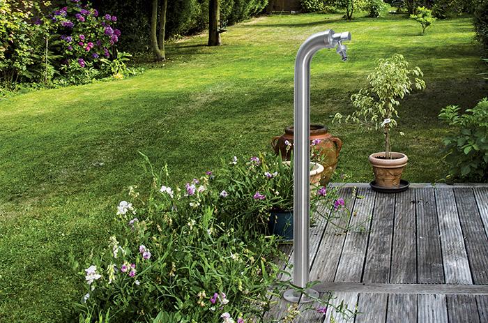 rubinetto esterno